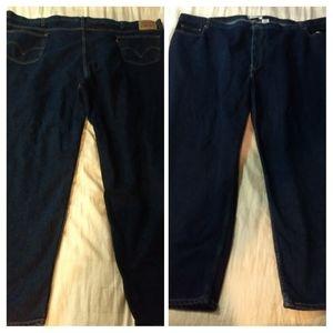 Comfort Fit 560 Jeans Size 60X32